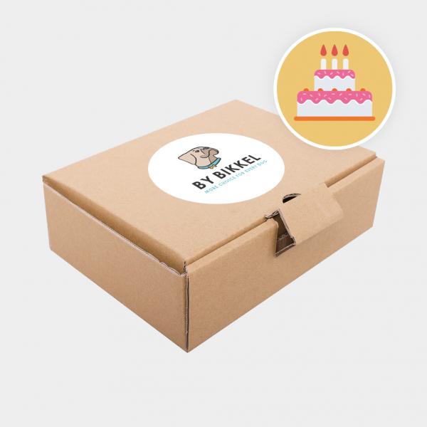verjaardagsbox by bikkel honden verrassingsboxen