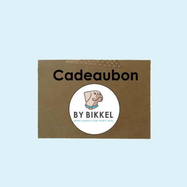 Cadeaubon honden verrassingsboxen By Bikkel