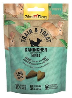 Gimdog train and treat